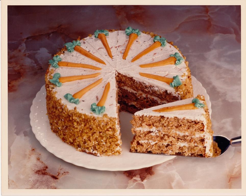 24 Karat Carrot Cake Desirable Desserts